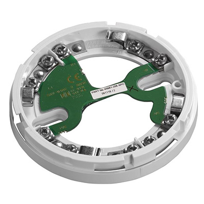 Apollo Series 65 Detector Mounting Base With Diode Firesense